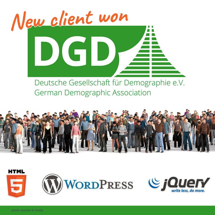 New client won - DGD - German Demographic Association / Deutsche Gesellschaft für Demographie e.V. - upcoming: responsive website relaunch | corporate design #client #demographic #germany #research #population #people #society #graphicdesign #typography #cmyk #webdevelopment #customlogo #responsivedesign #demographie #b2b #entrepreneurship #2016