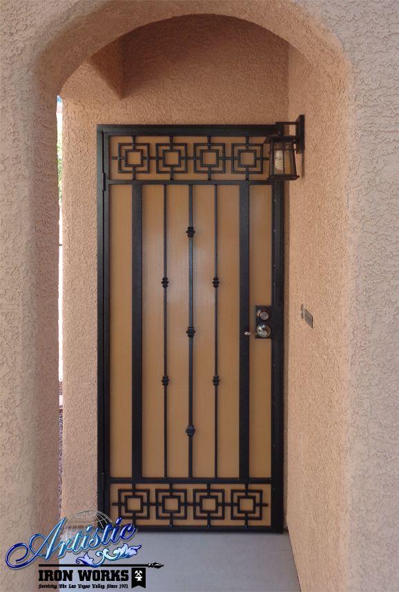 Elegant Iron Clad Security - Designed just for you....