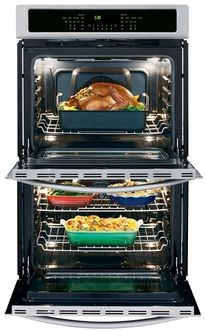 17 Best Ideas About Double Wall Ovens On Pinterest