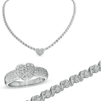 Perhiasan berlian adalah perhiasan yang mewah, cantik anggun dan elegan. Memangnya apa saja jenis perhiasan yang terbuat dari metrial berlian?