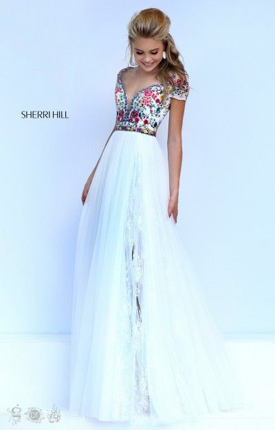 Prom dress 2017 sherri hill 50195