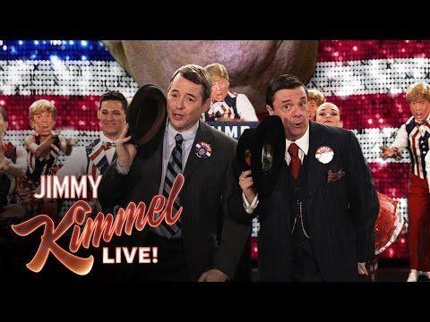 """Trumped"" Starring Matthew Broderick, Nathan Lane, and Cloris Leachman | Jimmy Kimmel LIVE - YouTube"
