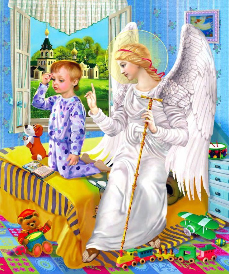 Natalya Klimova, Prima mea carte de rugaciuni, Rugaciunea copilului