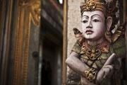 Balinese Statue of a Visnu   Bali, Indonesia