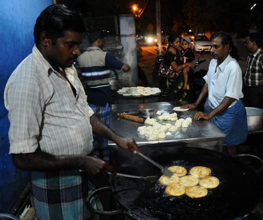 In search of Virudhunagar Ennai Parotta
