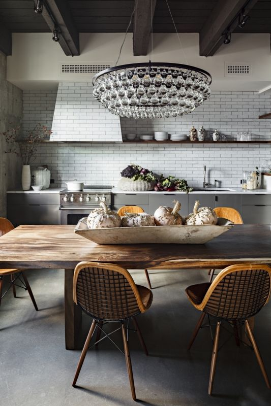 #Kitchen #Dining space