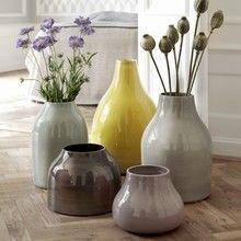 KählerHåndlavede vaser for Kæhler
