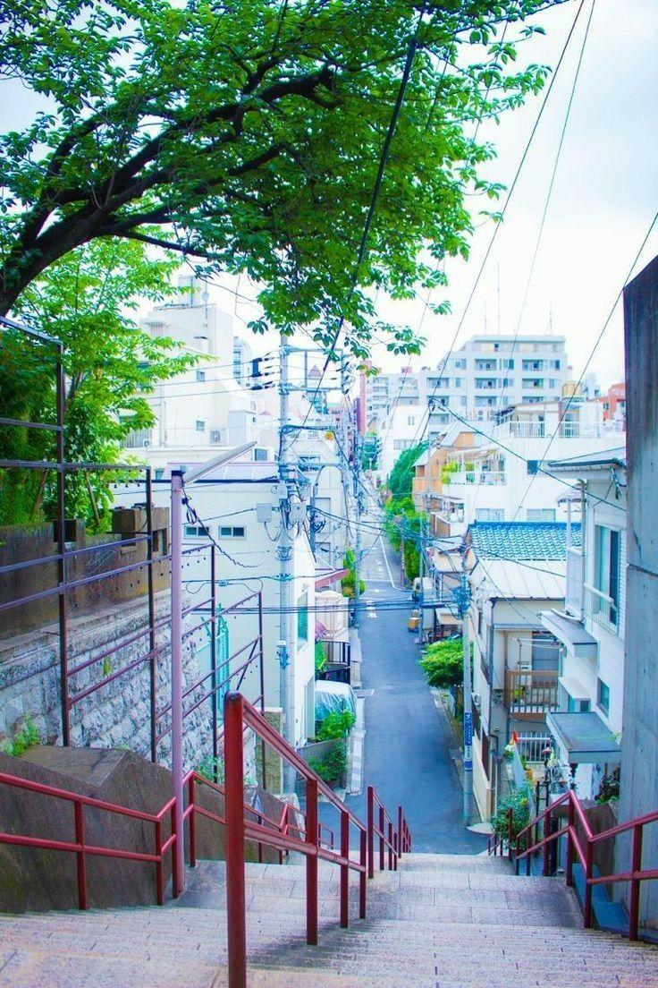 Kimi no nawa Pemandangan anime, Latar belakang, Pemandangan