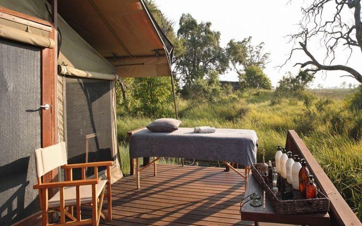 Nxabega Lodge, Okavango Delta, Botswana
