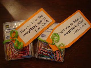 Children's Learning Activities: Teacher Appreciation Week Ideas