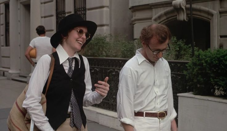 Diane Keaton and Woody Allen are the perfect husband and wife investigating team in the 1993 film, Manhattan Murder Mystery.  She is suspicious, he is sceptical, but they get there in the end.