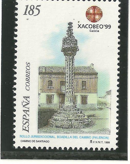 AÑO SANTO COMPOSTELANO - XACOBEO 99