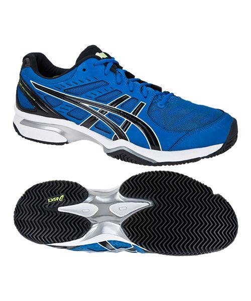 Las Zapatillas Asics Gel Solution Lyte son perfectas para mejorar tu agilidad en las pistas. Cuentan con el sistema de amortiguación Gel en el retropié y antepié para mayor confort y con el sistema Trusstic para una estabilidad necesaria en el juego rápido http://www.padelnuestro.es/asics-gel-solution-lyte-clay-azul-p-2510.html
