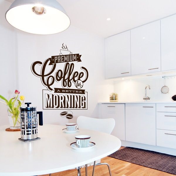17 best images about vinilos decorativos cocinas on - Diseno de una cocina ...