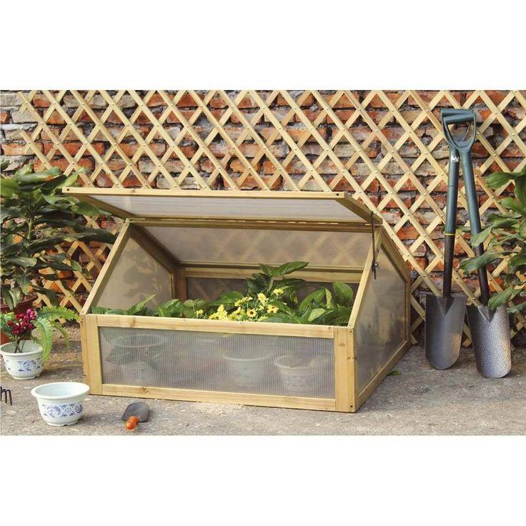 Best 25+ Mini serre de jardin ideas on Pinterest   Mini serre ...