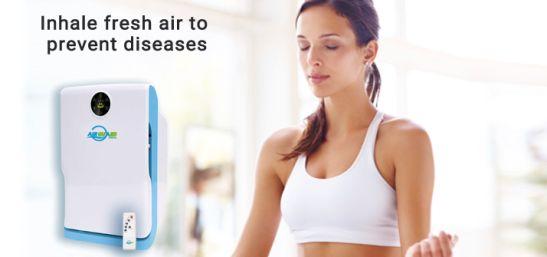 Inhale fresh air to prevent diseases  #Airpurirfer #AirGuard #RoomPurifier #HomePurifier #FreshAir