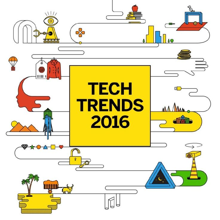 Tech Trends 2016 - With the start of a new year, the exciting question is: What technology trends will radically transform businesses in 2016 and beyond? At frog we help our clients digitally transform their businesses by identifying emerging technologies and realizing their potential. Here are 15 technology trends driving companies to reinvent themselves.