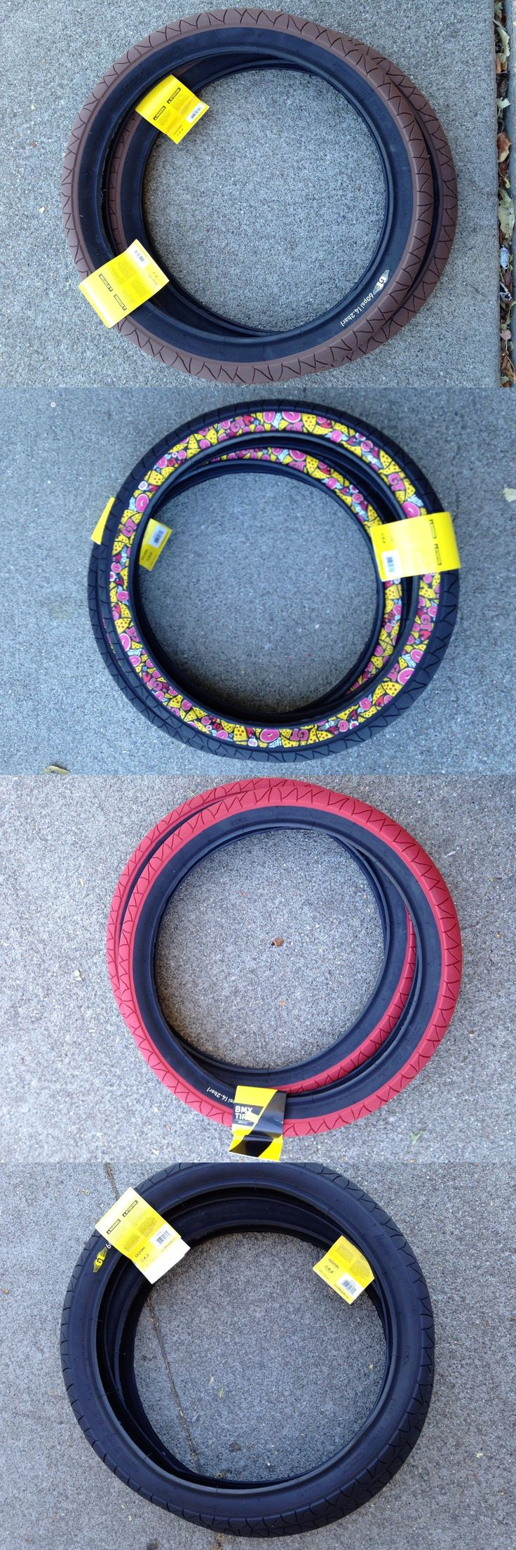 Tires 177828: Gt Bmx Tires Pool Tires 20 X 2.3 Pair 2 Tires -> BUY IT NOW ONLY: $35.99 on eBay!