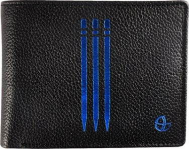 Sachin Tendular Leather Wallet for Men