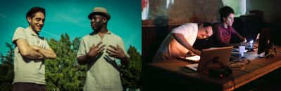 Banlieues Bleues Festival - Friday, April 1 at 20:30 Festival   Concert standing  Houdremont - Scene Conventionnée La Courneuve SORG & NAPOLEON MADDOX France, USA / After adventures at the crossroads of jazz and beatbox Napoleon Maddox returns to his first love: hip-hop soul drenched.