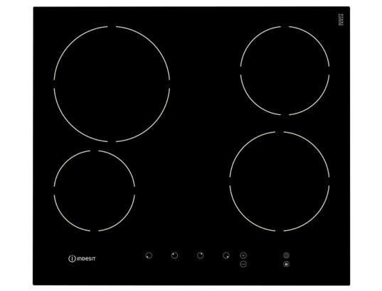 Plaque vitroceramique INDESIT VRA640CPTS #black