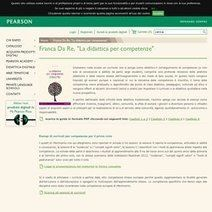 """Pearltrees: raccolta di risorse su """"Metodologie Didattiche e Tecnologie dell'Apprendimento"""""""