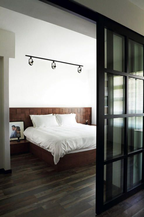 10 space-saving sliding doors for your small space | Home & Decor Singapore