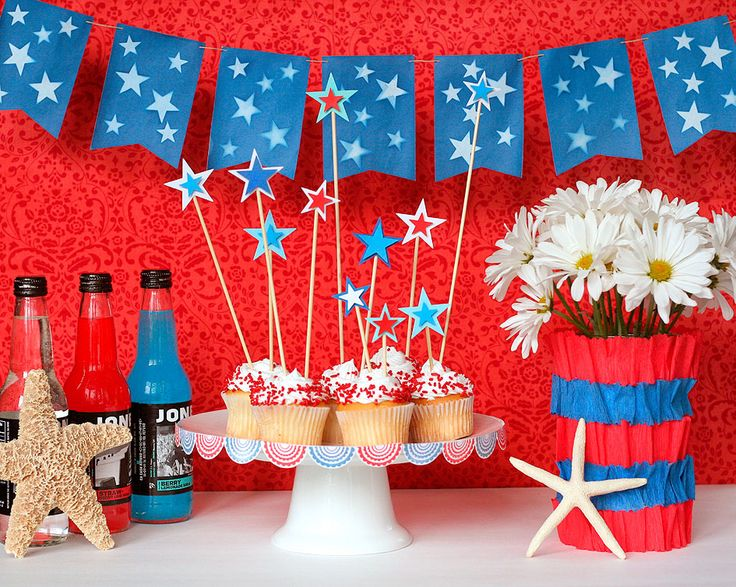 4th of July Celebration www.fiskars.com