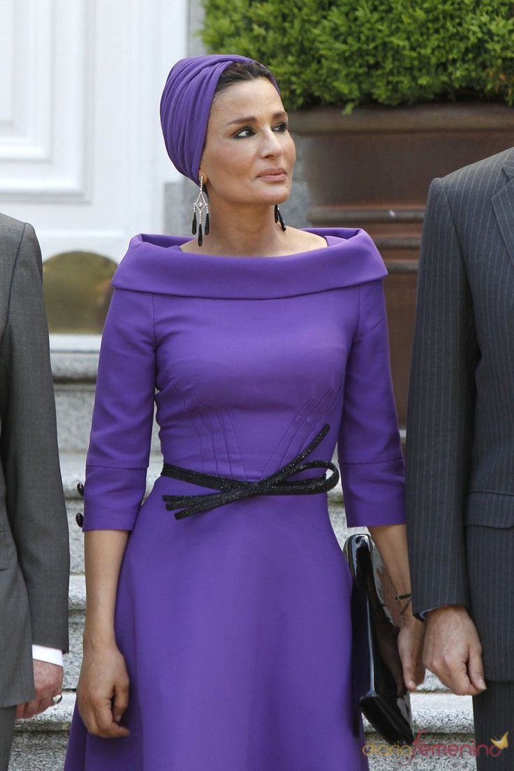 34 best images about Sheikha Moza on Pinterest | Jean paul ...
