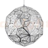 Etched Web Replica Lighting Tom Dixon Stainless Steel