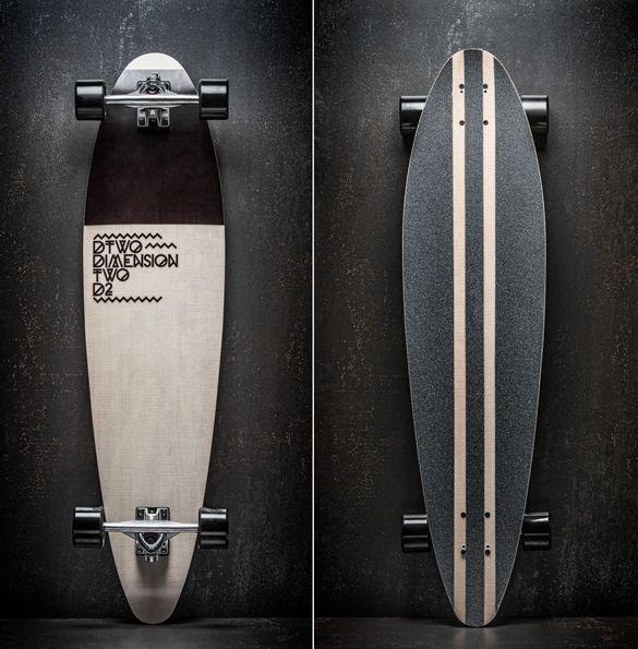 Two Dimension longboards
