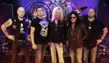 AXEL RUDI PELL NEW 'GAME OF SINS' STUDIO ALBUM RELEASED JANUARY 15THON STEAMHAMMER / SPVWithGuitars
