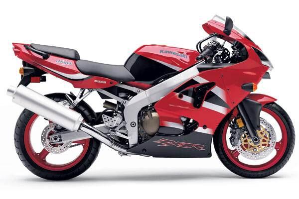 2002 #Kawasaki Ninja ZX, #sportbikes
