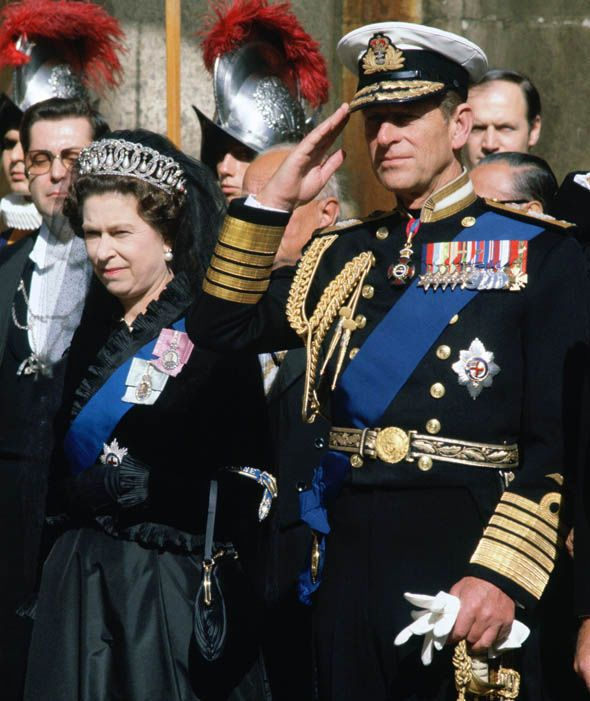 Dukepope: 17 Best Images About Queen Elizabeth II State Visits