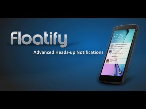 Floatify - Heads-up – para Android