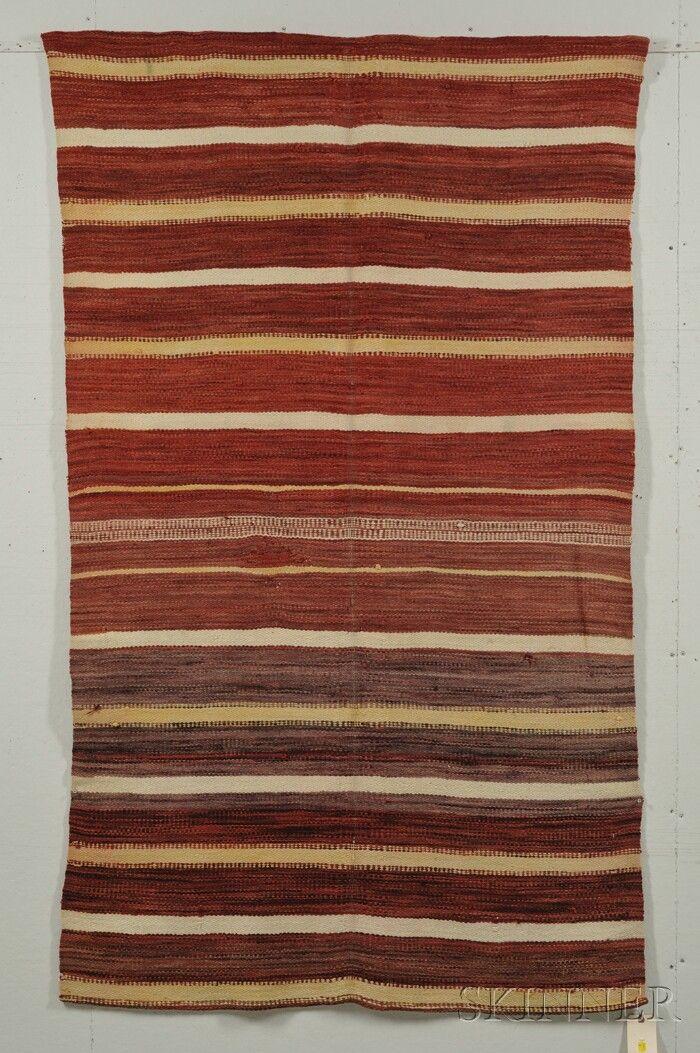 Rio Grande Weaving | Sale Number 2563B, Lot Number 501 | Skinner Auctioneers