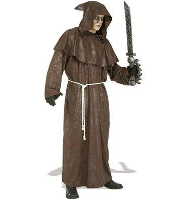 #Costume #Frate #assassino #halloween