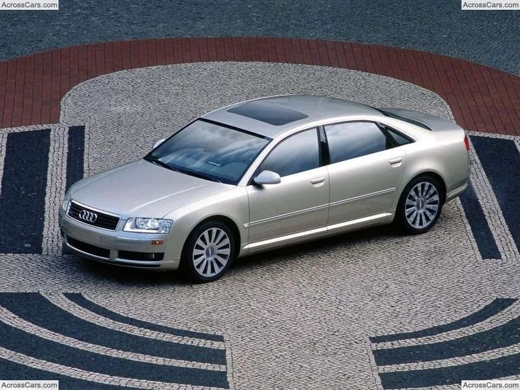 Audi A8 L 4.2 quattro (2003)