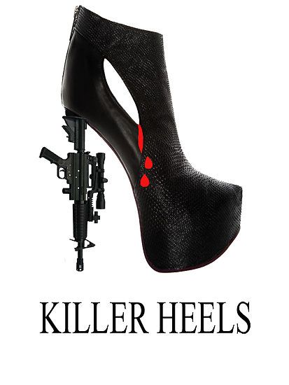 Cheap Killer Heels