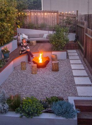 143 best images about Small garden & Courtyard Ideas on ... on Courtyard Patio Ideas id=93215