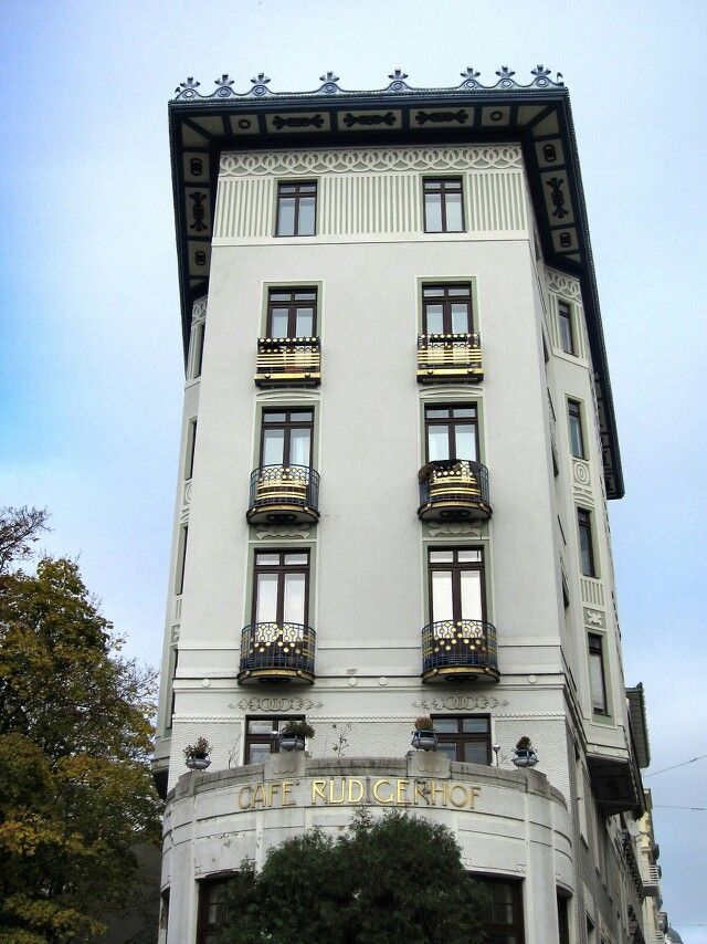 1000 ideen zu jugendstil architektur auf pinterest for Architektur jugendstil