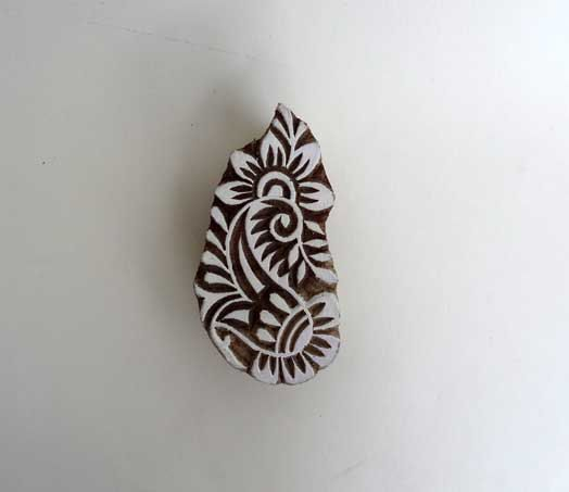 Stamp Indian wood stamp  printing block by IndianCraftsBazaar