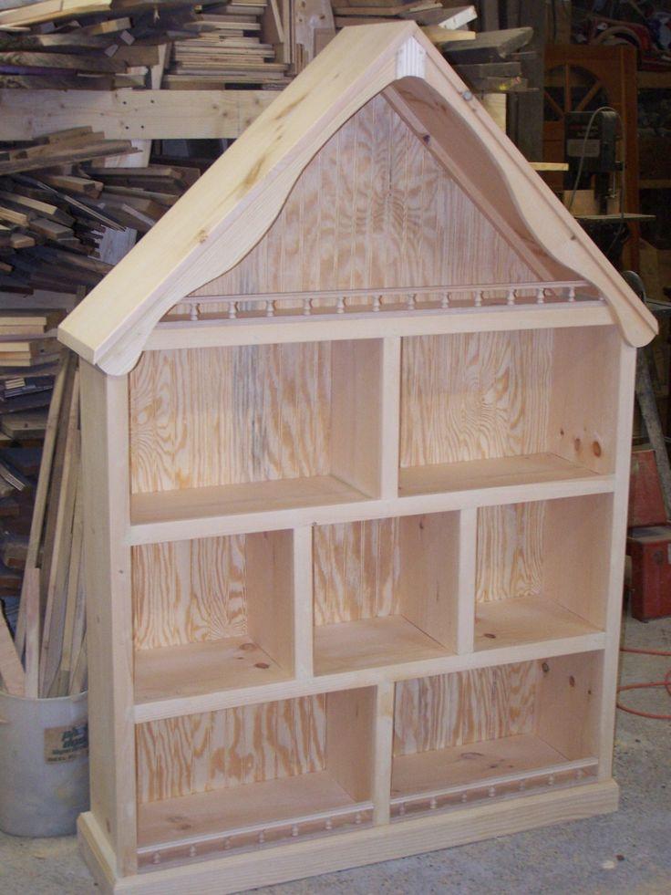 Dollhouse Bookcase Diy: 25+ Best Ideas About Dollhouse Bookcase On Pinterest