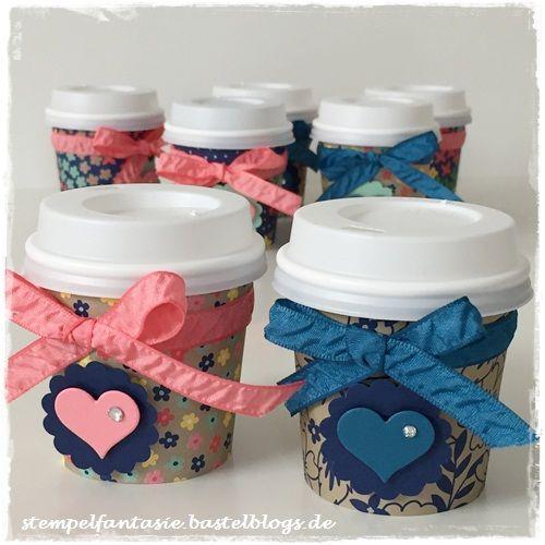 Stampin Up_Mini Coffee Cup_Kaffeebecher to go_Muster für Dich_Gastgeschenk_Giveaway_Goodie_annual 2016 2017_Katalog 2016-2017_Stempelfantasie_1