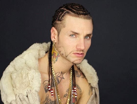 Becoming Riff Raff: How a White Suburban Kid Morphed Into Today's Most Enigmatic Rapper - LA Weekly