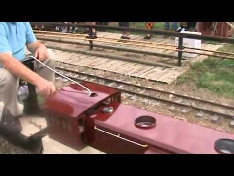 A day at Golden horseshoe live steamers - YouTube  Hamilton museum of steam and technology http://www.hamilton.ca/CultureandRecreation/Arts_Culture_And_Museums/HamiltonCivicMuseums/SteamMuseum/