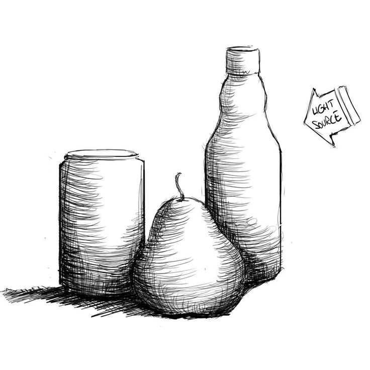 Learn how to capture basic lighting on sketchbuddy.com #drawing #art #tutorial
