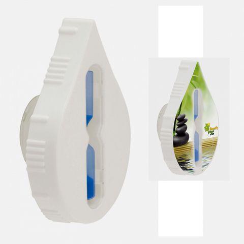 Temporizador de ducha, para un ahorro eficiente del agua. Desde 1,42 € en www.areadifusion.com