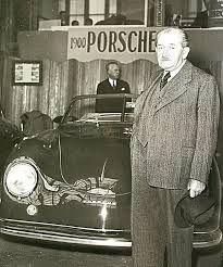 Ferdinand Porsche 1950
