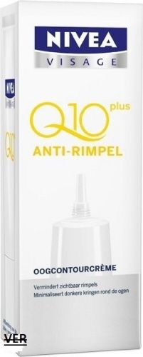 Nivea Visage Anti-Rimpel Q10Plus Oogcontourcrème